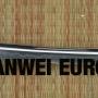 tamahagane samurai sword hanwei
